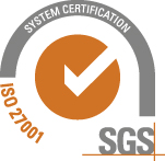 SGS ISO 27001 round TCL LR